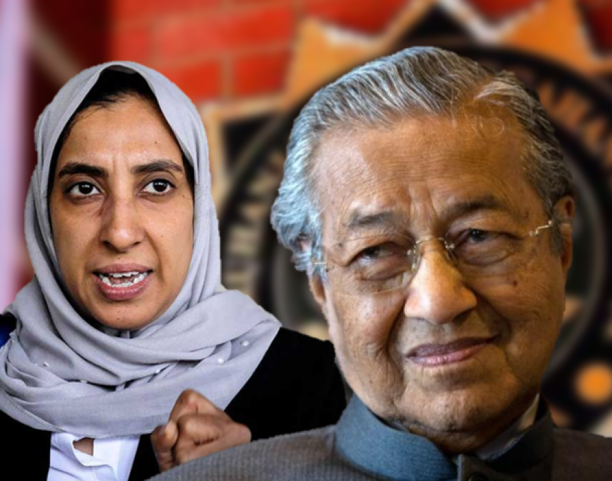 Dr Mahathir: It's my prerogative