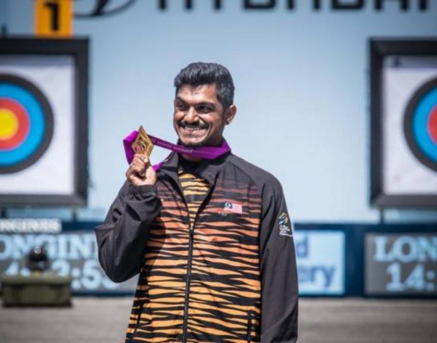 Suresh congratulated for golden feat