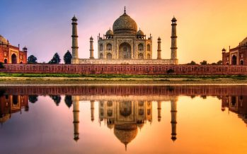Rubbish mountain to rise higher than Taj Mahal