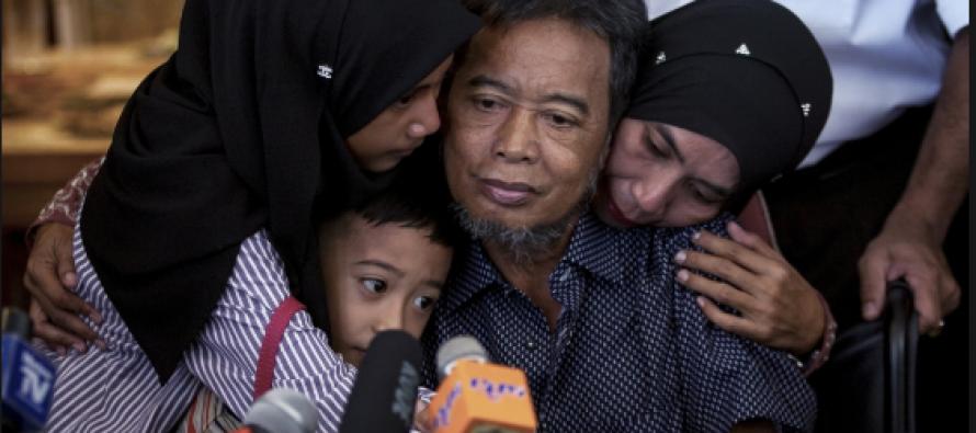 Abu Sayyaf's former hostage to return to sea