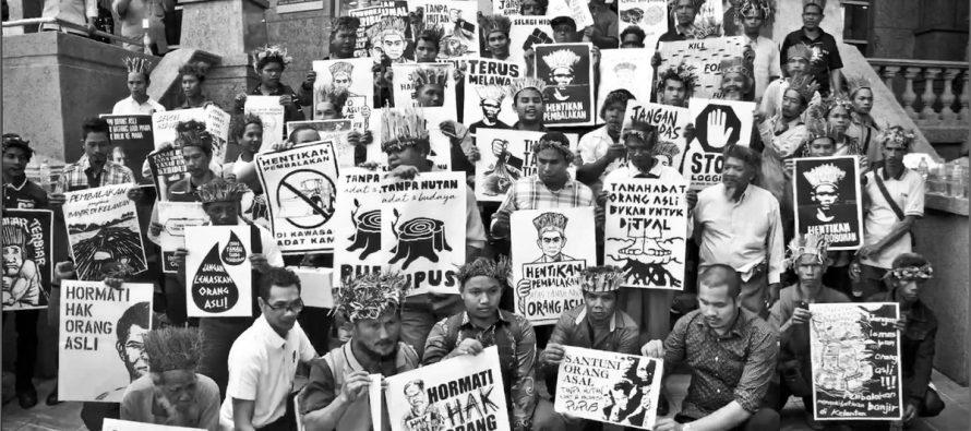 Tun Salleh Abas represents Kelantan against Putrajaya