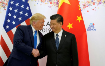 G20: China and US ready to restart trade talks
