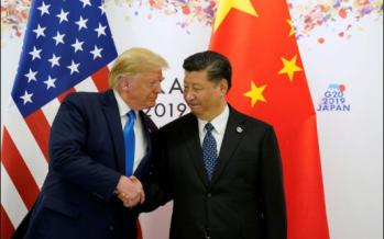 G20: China and US ready to restart trade talks