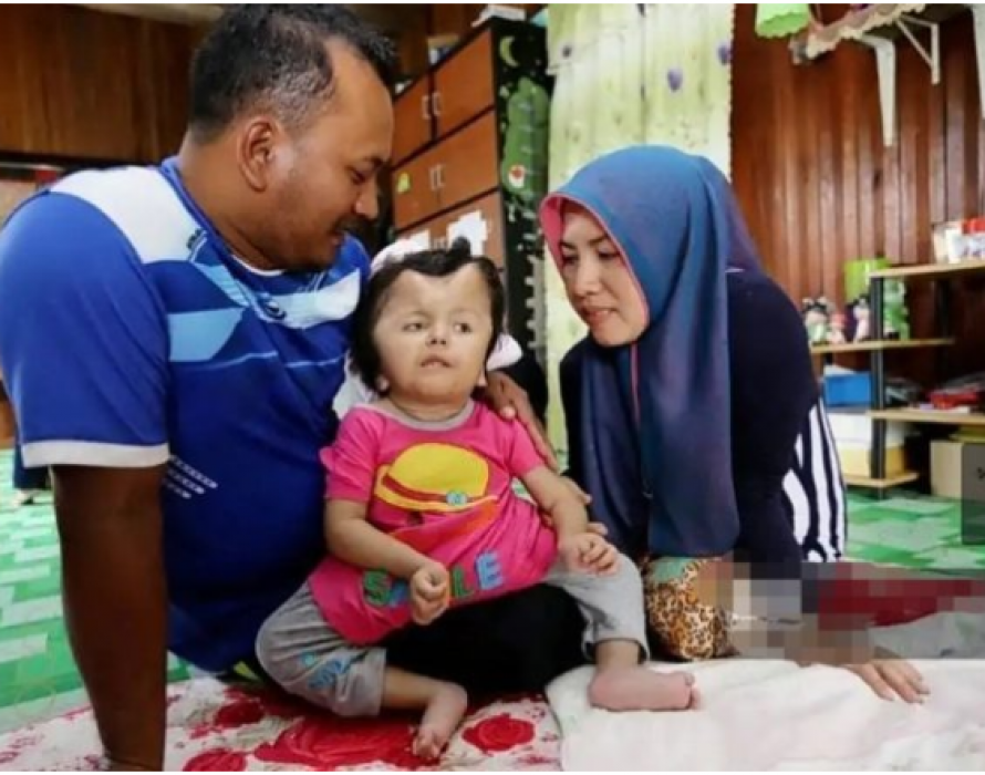 Parents seek help for sick daughter