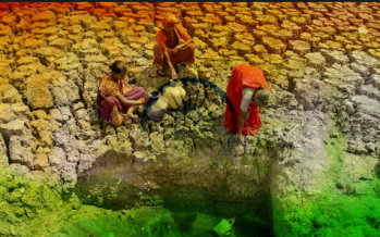 Indian cities struggle as taps run dry