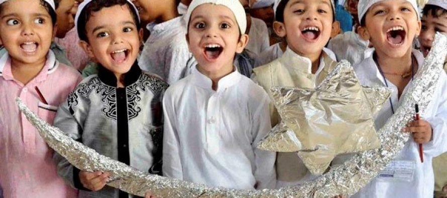 Eid and Ramadan celebration in the world