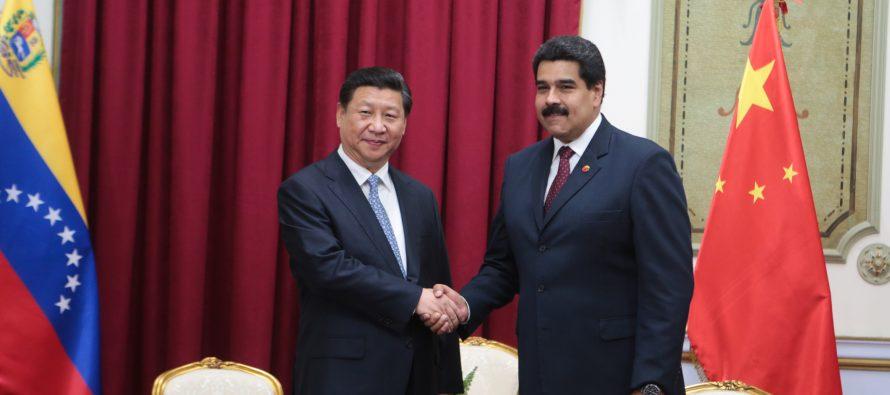 Xi: China will play positive role on Venezuela
