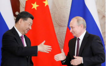 Russia, China to show united against US at forum