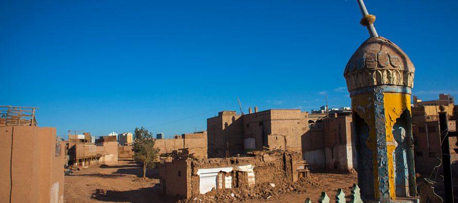 Tensed Ramadan in Xinjiang