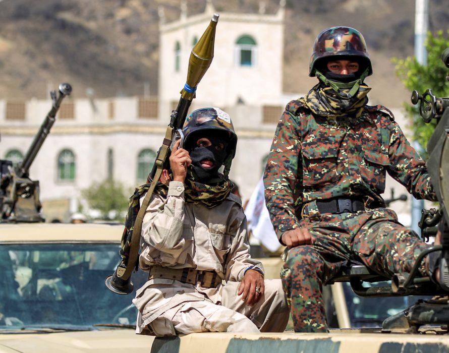 Saudi intercepted five Yemeni  rebel drones