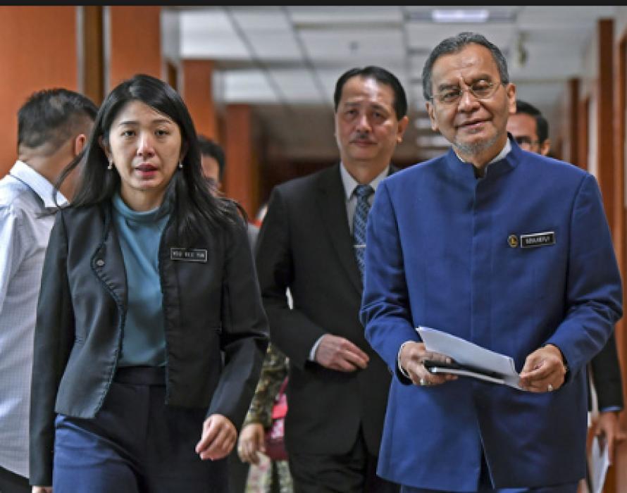 Yeo: Three pollutant gases detected in Pasir Gudang