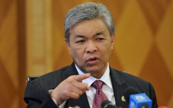 Zahid returns to helm Umno