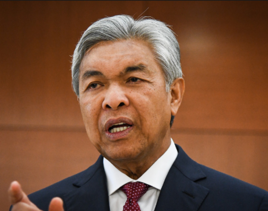 Zahid slapped with seven bribery charges, claims trial