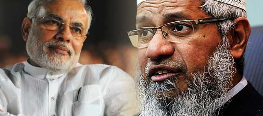 Image result for indian government search zakir naik