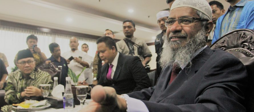 Zakir Naik extradition: India applied but M'sia not giving in