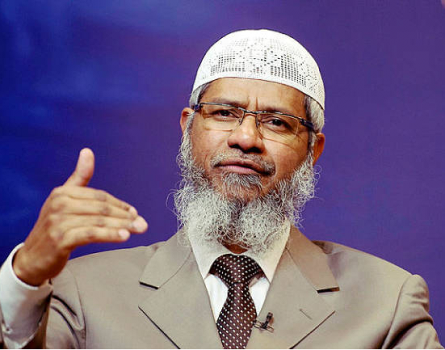 India formally requests Malaysia to extradite Zakir Naik