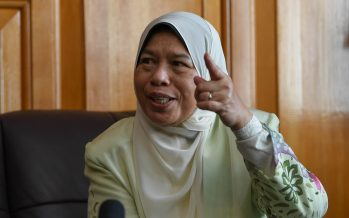 Zuraida: Axe Haziq from PKR