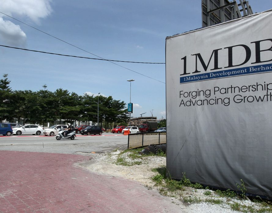 Deutsche Bank under probe by DOJ over 1MDB