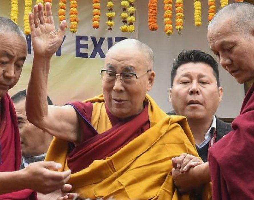 Dalai Lama: I was just joking about female successor