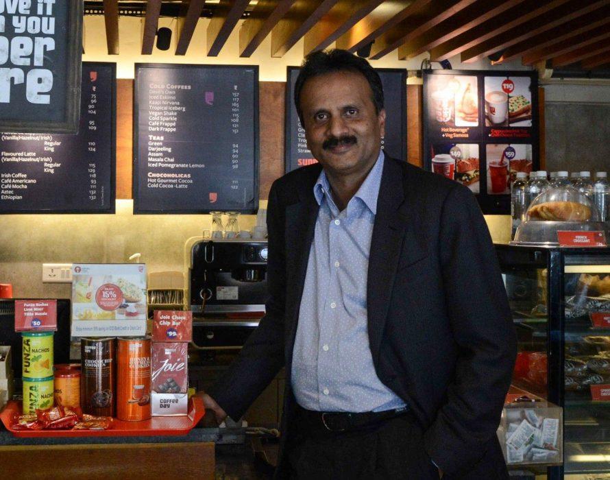 Cafe Coffee Day coffee baron's body found