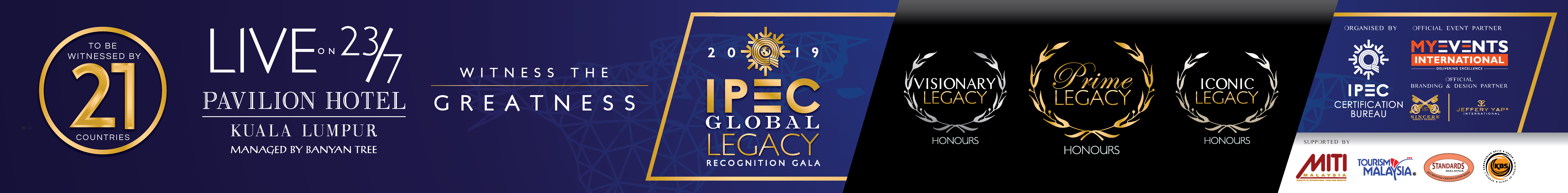 IPEC LEGACY AWARDS