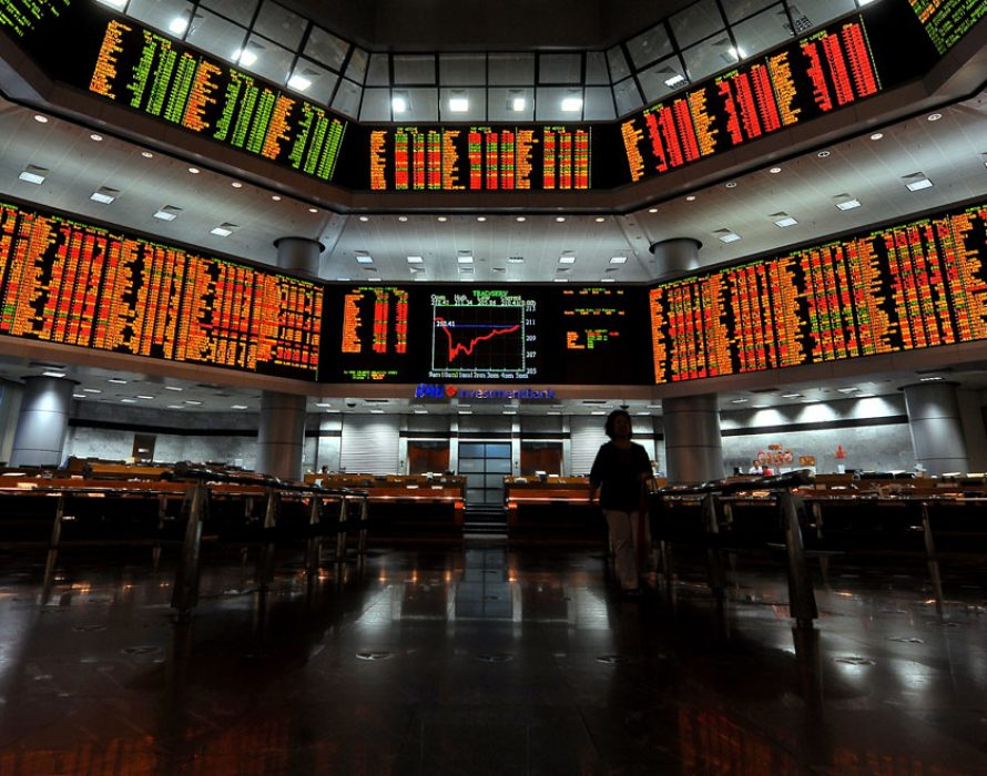 KLCI opens lower amid end of Axiata Telenor merger