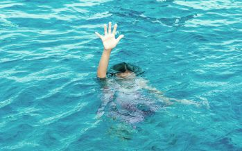 Girl drowns after slipping into drain