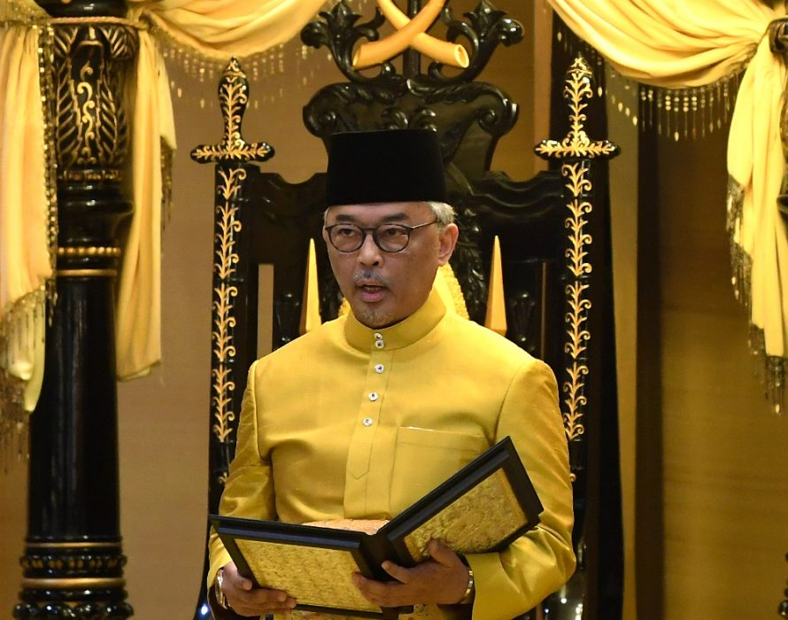 Agong, a unifying factor not mere solidarity symbol