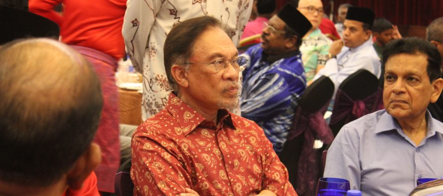 Anwar – Chow meet in the cards over PSR