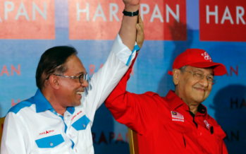 45 percent Malaysians want Anwar as PM