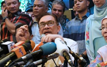 Anwar sees red over Zakir Naik's speech