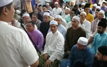 Azmin Ali: I know who the mastermind is …