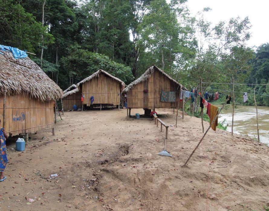 Vaccination for Batek people in Kuala Koh