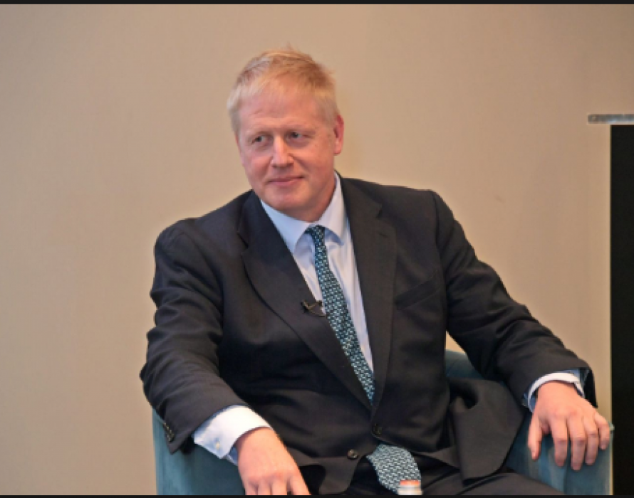 Johnson admits being part of the reason of envoy's departure