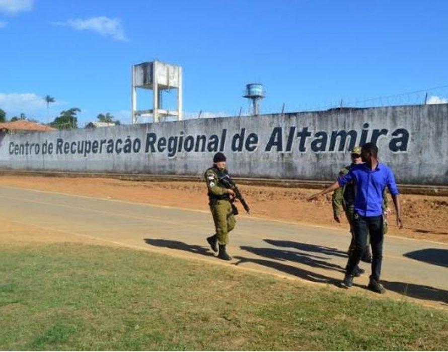 57 dead, 16 decapitated in Brazil prison massacre