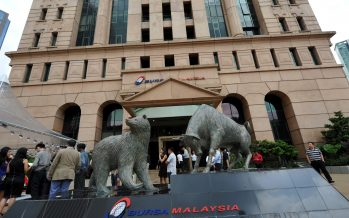 KLCI bucks regional downtrend at opening as bargain-hunting kicks in