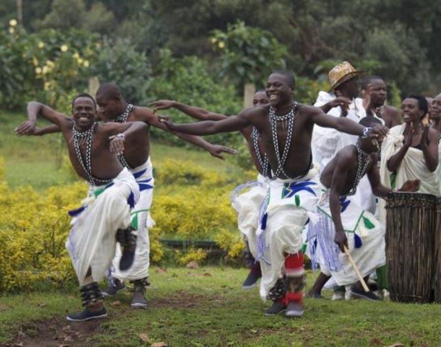 Rwandan prescription for Depression: Sun, drum, dance, community.
