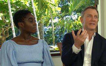 Lashana Lynch the new 007, not James Bond
