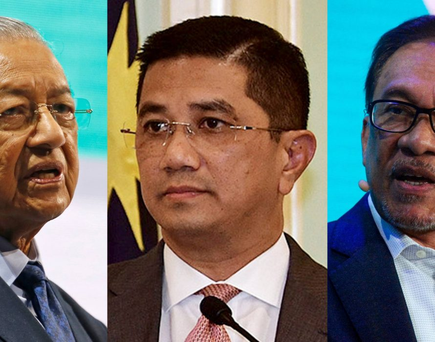 Anwar – Azmin feud: More space for Dr Mahathir to choose 8th PM