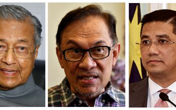 Self-reflect in front of the mirror, Anwar