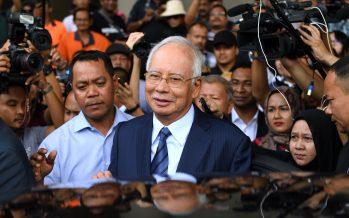 Don't split over Zahid's return, warns Najib