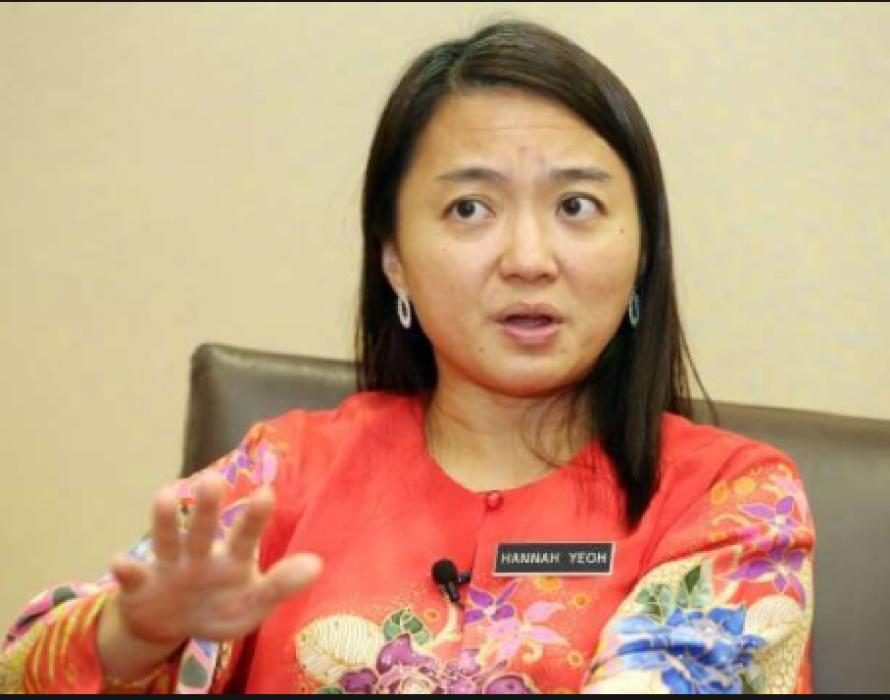 You're a public servant, not a third world despot, Hannah Yeoh