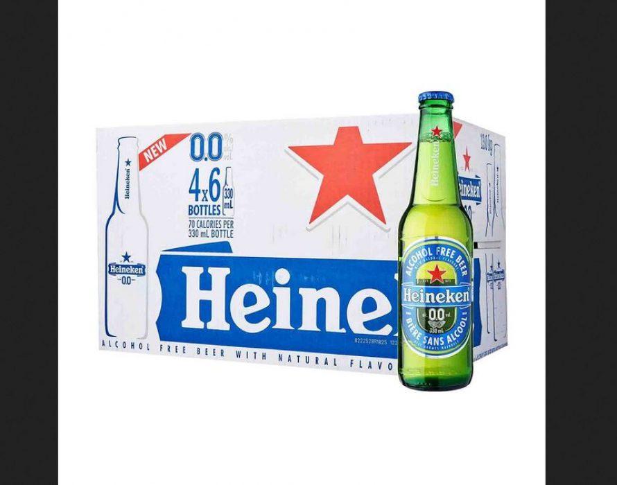 Heineken 0.0 for non-Muslims only