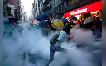Beijing to address Hong Kong unrest