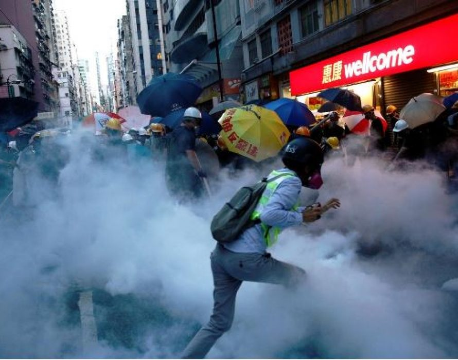 Beijing to address Hong Kong unrest
