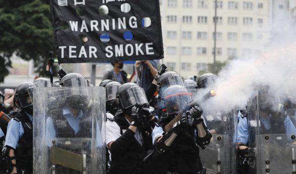Ali Baba's $15 billion poser amid Hong Kong protests