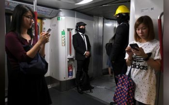 Hong Kong protesters disrupt train services, cause commuter chaos