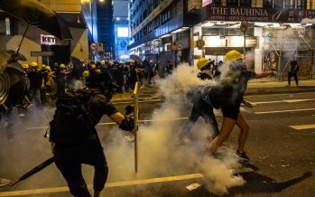 29 arrested, more protests expected in Hong Kong
