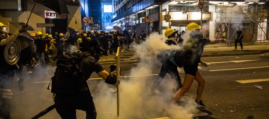 US should back Hong Kong protesters, says ex-Pentagon chief Mattis