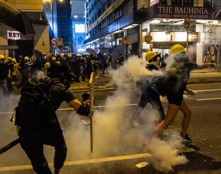 Hong Kong police criticized over failure to stop attacks on protesters